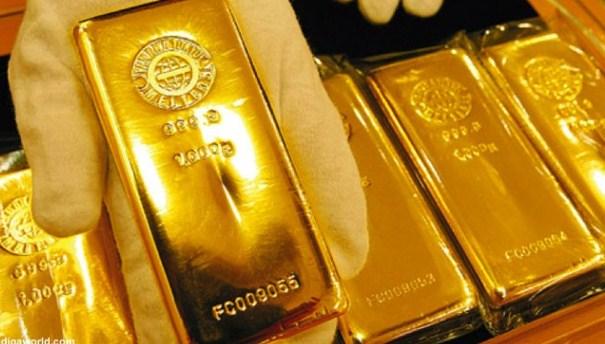 Harga Emas Antam Hari Ini Turun Rp 6.000 per Gram