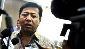 Setya Novanto Ketua DPR RI 2014-2019
