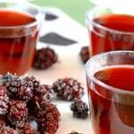 Resep dan Cara Membuat Jus Mulberry Lemon