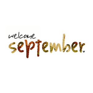 Gambar welcome september terbaru