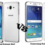 Harga Samsung Galaxy On7 vs Samsung Galaxy J7 Bulan Agustus 2016, Phablet Handal di Indonesia