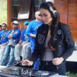 Aksi Lovely Genia Sang DJ Cantik di PON XIX