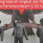 DP BBM Kata-Kata Mutiara G30S PKI, Gambar Peristiwa 30 September Terbaru