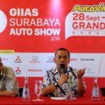 GIIAS SURABAYA 2016: Pameran Otomotif Terbesar Di Jawa Timur Pada Tanggal 28 September-2 Oktober 2016