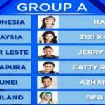 HASIL D' Academy Asia 2 Indosiar Tadi Malam : Yang Tersenggol Grup A Babak 36 Besar DAA 2 Indosiar Selasa 25 Oktober 2016