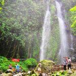 Indahnya Air Terjun Jumog di Lereng Gunung Lawu