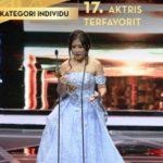 Panasonic Gobel Awards 2016 : Prilly Latuconsina Kalahkan Amanda Manopo Dan Natasha Wilona