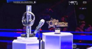 Electroma Juara The Remix 2016, Mengalahkan Shout di Grand Final Tadi Malam 09/10/2016