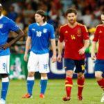Hasil Italia vs Spanyol Kualifikasi Piala Dunia 2018 Zona Eropa Tadi Malam