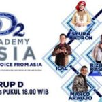 Hasil DA Asia 2 Grup D Tadi Malam, Ical Indonesia Raih Nilai Tertinggi Sementara DAA2 Top 36 Indosiar Minggu 30 oktober 2016
