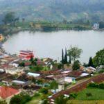 OBYEK WISATA: Telaga Sarangan Kabupaten Magetan Jawa Timur