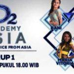 Hasil DA Asia 2 Tadi Malam: Rojer Kajol Malaysia Poin Nilai Tertinggi DAA2 Grup A Babak 24 Besar Indosiar 05/11/2016