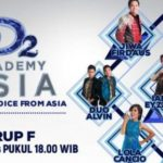 Hasil DAA2 Tadi Malam, Inilah Perolehan Poin Sementara DA Asia 2 Grup F Top 36 Indosiar 03 November 2016