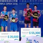 Final China Open 2016: Tantowi ahmad dan  Liliyana Natsir  Juara 1 Minggu 20 November 2016 Live Di KOMPAS TV