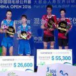 Final China Open 2016: Tantowi ahmad dan  Liliyana Natsir  Juara 1 Minggu 20 November 2016 Live Di KOMPAS TV