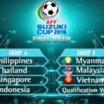 Jadwal Lengkap Piala AFF 2016 di Myanmar dan Filipina Terbaru Live RCTI