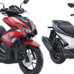 Harga Yamaha Aerox 155 Terbaru Agustus 2019, Spesifikasi dan Pilihan Warna Lengkap, Skutik Yamaha Terbaru