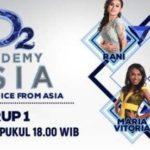 Rojer Kajol Malaysia Raih Nilai Tertinggi DA Asia 2 Grup A Bababk 24 besar, Hasil Nilai Sementara DAA2 Indosiar Tadi Malam 05/11/2016