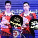 Hasil Final China Open 2016: Pasangan Indonesia Kevin/Marcus Berhasil Menang Ganda Putra 20/11/2016