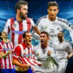 PREDIKSI Atletico Madrid vs Real Madrid Live Di SCTV, Jadwal Liga Spanyol Pekan Ke 12 Minggu 20 November 2016