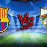 PREDIKSI Barcelona vs Malaga Live Di beIN Sports, Jadwal Liga Spanyol 2016 Pekan Ke-12 Sabtu 19 November 2016