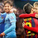 PREDIKSI Manchester City vs Barcelona Live Di SCTV, Jadwal Liga Champions Rabu 02 November 2016