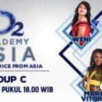 Hasil Perolehan Poin Sementara DA Asia 2 Grup B, Nilai Tertinggi DAA2 Top 9 Besar 10 Desember 2016 Milik Siapa?