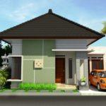 100 Gambar Rumah Minimalis 1 Lantai yang Menginspirasi, Warna Cat, Bentuk Muka, dan Selera (61-70) Eps Border Pintu Jendela Elegan