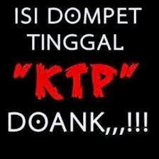 TINGGAL KTP