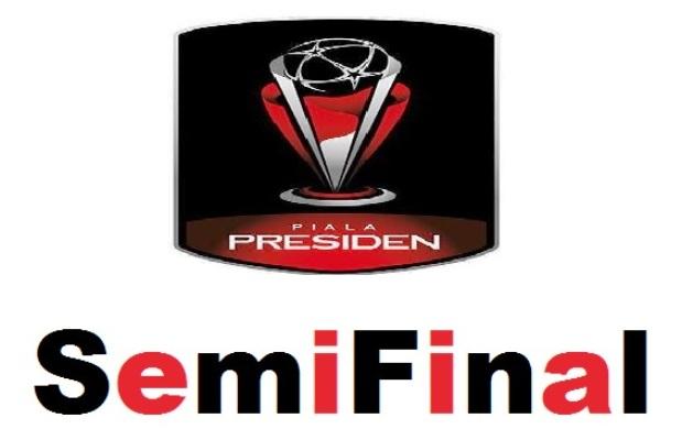 jadwal lengkap semifinal piala presiden 2017