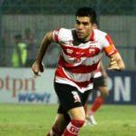 Madura United FC Benahi Lini Pertahanan Untuk Menghadapi Cendrawasih Jingga Malam Nanti