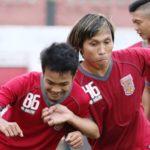 Skuad PB FC di Babak 8 Besar Piala Presiden 2017 Tanpa Tim Inti