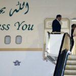 "Apa Saja Yang Dilakukan Raja Salman di Jepang: Ekskalator ""Emas"" yang Silaukan Mata"
