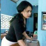 Foto Andita Lela Karlita, Gadis Cantik Penjual Kopi di Nganjuk Mantan Pemain Sinetron yang Sedang Viral