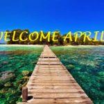 Gambar Bulan April Animasi Angka GIF Lengkap: Setiap Hari Tanggal 1 sd 30