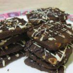 Resep dan Cara Membuat Kue Kering Coklat Crispy Terbaru: Kriuknya Bikin Ketagihan