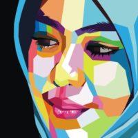 Tren Fesyen Muslim Busana Syari Terbaru