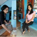 Deretan Foto Cantik Andita Lela Karlita, Penjual Kopi Nganjuk Mantan Pesinetron
