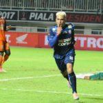 Cristian Eloco Gonzales Masih Belum Jelas Statusnya di Arema FC