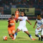 Hasil PBFC VS Persib Malam Ini Live On Indosiar, Skor Akhir 2-1 Semifinal Leg 1 Piala Presiden 2017 di Stadion Segiri, Samarinda (02/03/17)