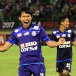 Hasil Pertandingan Semen Padang vs Arema FC, Skor Akhir 1-0 Semifinal Leg 1 Piala Presiden 2017 di Stadion H. Agus Salim, Padang (02/03/17)