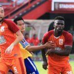 Titik Lemah PBFC Selama Fase Grup-Semifinal di Piala Presiden 2017