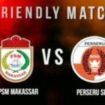 PREDIKSI PSM Makasar VS Perseru Serui Hari Ini, Laga Uji Coba Penuh Gengsi di Stadion Andi Mattala (27/03/17)