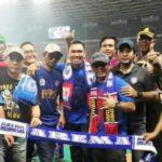 Walikota Malang Abah Anton Gelontorkan Bonus 100 Juta Untuk Pemain Arema FC Juarahi Piala Presiden 2017