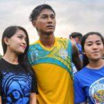 20 Pemain Arema FC Tantang PSMS, Laga Ujicoba di Stadion Teladan Medan (9/4/17)