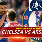 DP BBM CHELSEA vs ARSENAL FINAL FA CUP 2017: Wembley Stadium Duel Panas Pungkasan