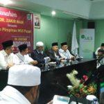Inilah Situs Live Streaming Zakir Naik Safari Bandung, Ceramah 2 April 2017