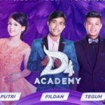 JADWAL DA4 NANTI MALAM: Konser Babak Final Top 5 Besar D'Academy 4 Result Show Indosiar 21 April 2017