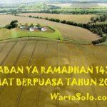 Kumpulan DP BBM Ramadan 2017: Gambar Lengkap Sambutan, Puasa, Sahur, Buka, dan Tarawih Bulan Suci