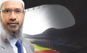 Live Streaming Link Channel Ceramah Zakir Naik Bekasi Stadion Patriot